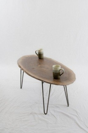 Wonderful Preferred Oval Walnut Coffee Tables For Oval Black Coffee Table Foter (Image 46 of 50)