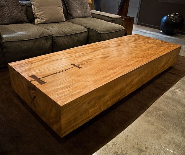 Wonderful Preferred Solid Wood Coffee Tables Inside Real Wood Coffee Table (Image 46 of 50)