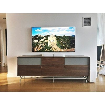 Wonderful Preferred Sonos TV Stands Regarding Playbase Wireless Soundbase Speaker For Tvs Sonos (View 33 of 50)