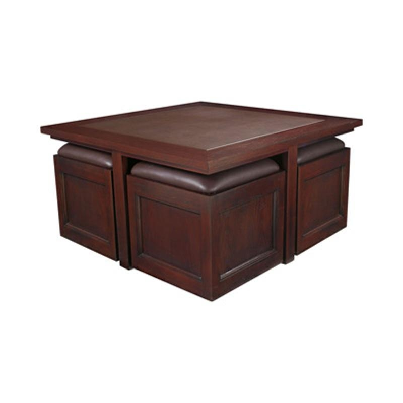 Wonderful Preferred Square Coffee Tables With Storage Cubes Inside Kanson Square Coffee Table With Storage Cubes See Here Coffee (Image 37 of 40)