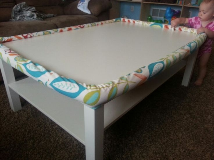 Wonderful Premium Baby Proof Coffee Tables Corners Throughout Top 25 Best Childproofing Ideas On Pinterest Child Proof Diy (Image 40 of 40)