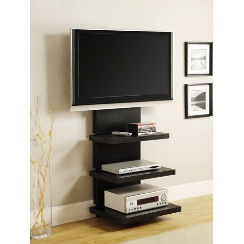 Wonderful Premium Black Corner TV Stands For TVs Up To 60 Regarding Best 25 Small Corner Tv Stand Ideas On Pinterest Corner Tv (View 13 of 50)
