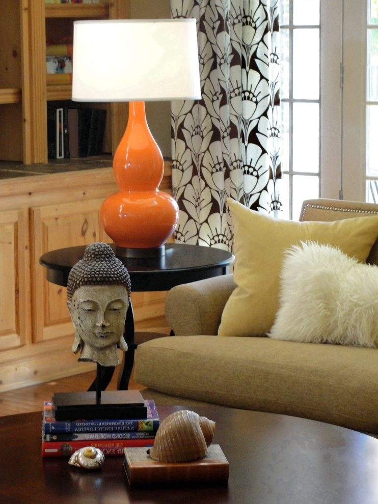 Wonderful Premium Buddha Coffee Tables In Buddha Decoration Ideas Family Room Eclectic With Window (View 44 of 50)