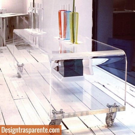 Wonderful Premium Clear Acrylic TV Stands With Regard To Clear Acrylic Table For Tv Stand Shopping Online (Image 50 of 50)