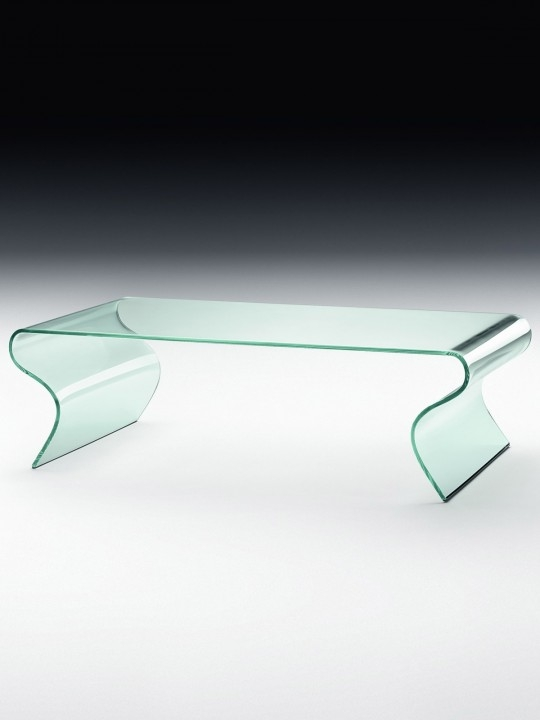 Wonderful Premium Curved Glass Coffee Tables With Glass Coffee Table With Shelf Coffee Tables Made To Order (Image 47 of 50)