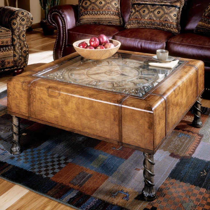 Wonderful Premium Heritage Coffee Tables Inside 82 Best Coffee Table Clock Images On Pinterest Clock Table (Image 49 of 50)
