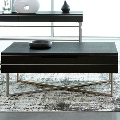 Wonderful Premium Logan Lift Top Coffee Tables With Wade Logan Vera Rectangular Lift Top Coffee Table Reviews Wayfair (Image 50 of 50)