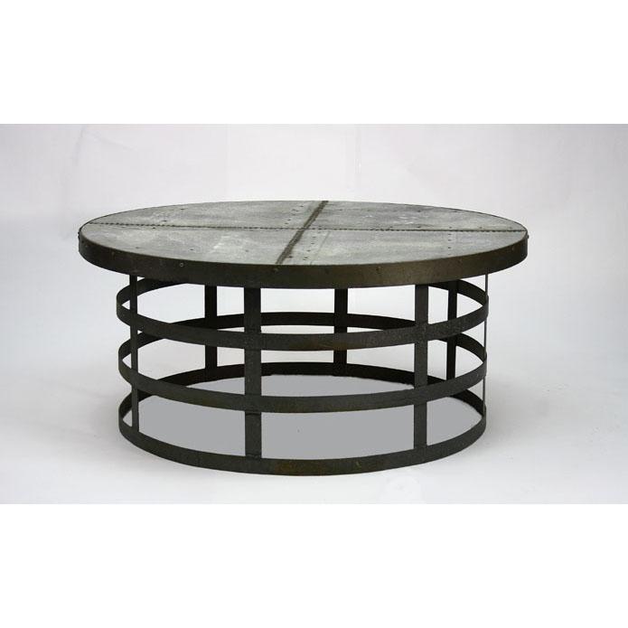 Wonderful Premium Metal Round Coffee Tables Regarding Best Glass And Metal Coffee Table Design (View 15 of 50)