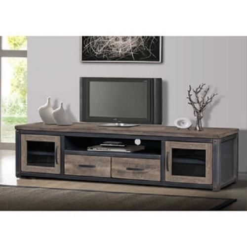 Wonderful Premium Rustic Looking TV Stands With 80 Inch Wood Rustic Tv Stand Storage Entertainment Center Console (Image 48 of 50)