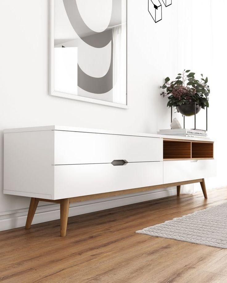 Best 25 Modern Living Ideas On Pinterest: Top 50 Scandinavian Design TV Cabinets