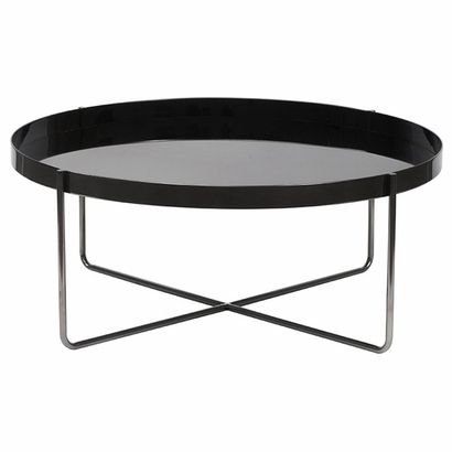 Featured Image of Black Circle Coffee Tables