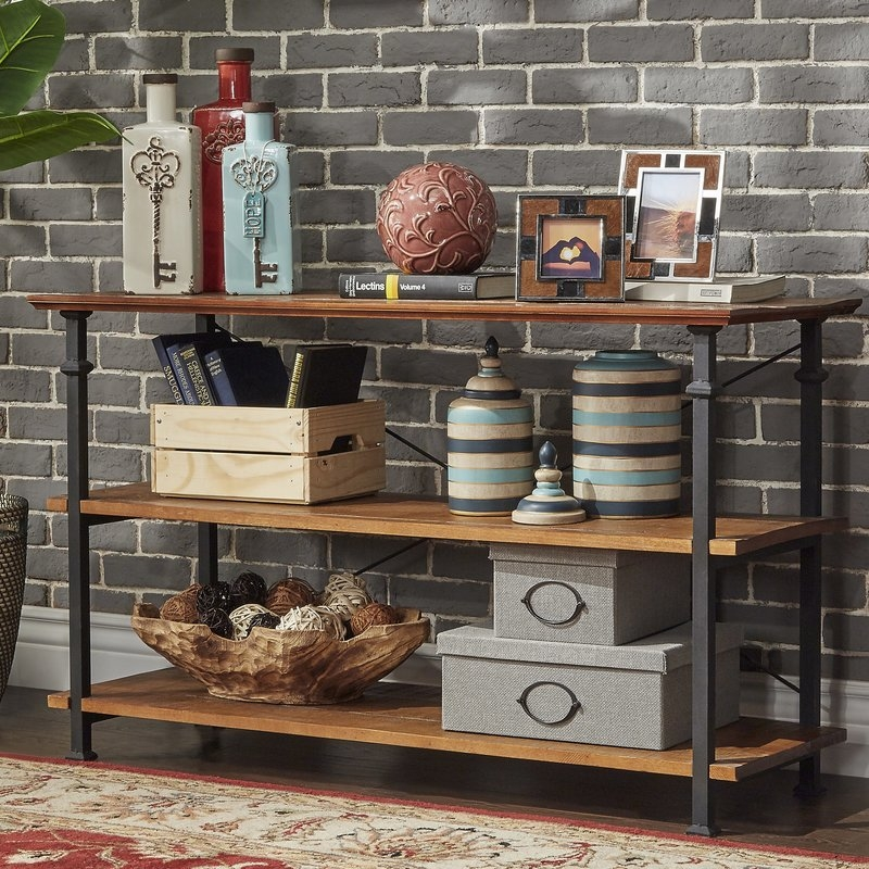 Wonderful Series Of Comet TV Stands Within Mercury Row Borkholder 50 Tv Stand Reviews Wayfair (Image 48 of 50)