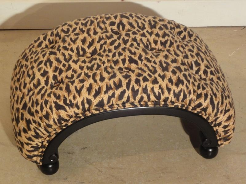 Wonderful Series Of Leopard Ottoman Coffee Tables With Leopard Print Ottoman Coffee Table View Here Coffee Tables Ideas (Image 39 of 40)