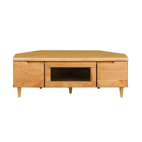 Wonderful Series Of Low Corner TV Cabinets Within Atom Style Rakuten Global Market Tv Stand Lowboard Corner (View 1 of 50)