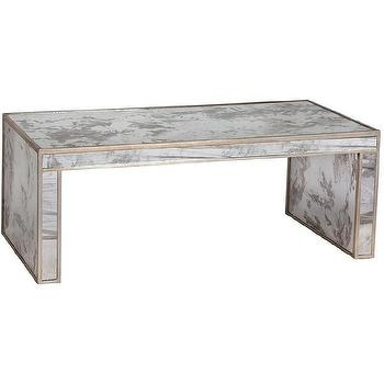 Wonderful Series Of Oval Mirrored Coffee Tables For Tables Square Antique Coffee Table (Image 50 of 50)