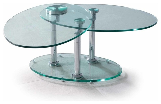 Wonderful Series Of Revolving Glass Coffee Tables Within Coffee Table Fascinating Rotating Glass Coffee Table Ideas (Image 38 of 40)