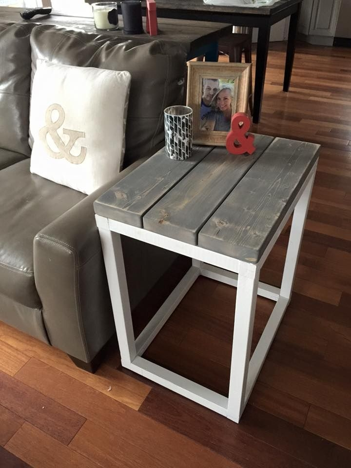 Wonderful Series Of Rustic Wood DIY Coffee Tables For Best 25 Diy End Tables Ideas On Pinterest Pallet End Tables (Image 49 of 50)