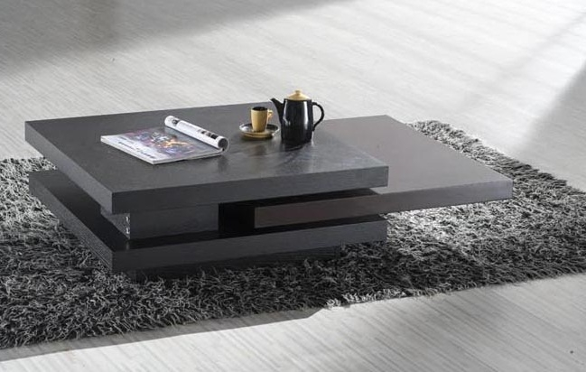 Wonderful Series Of Square Wood Coffee Tables With Storage With Regard To Modern Reclaimed Wood Square Coffee Table Ideas (Image 50 of 50)