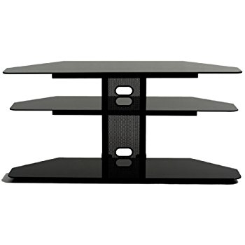 Wonderful Series Of TV Stands For 55 Inch TV Within Amazon Transdeco Tv Stand With Caster For Up To 60 Inch (Image 49 of 50)