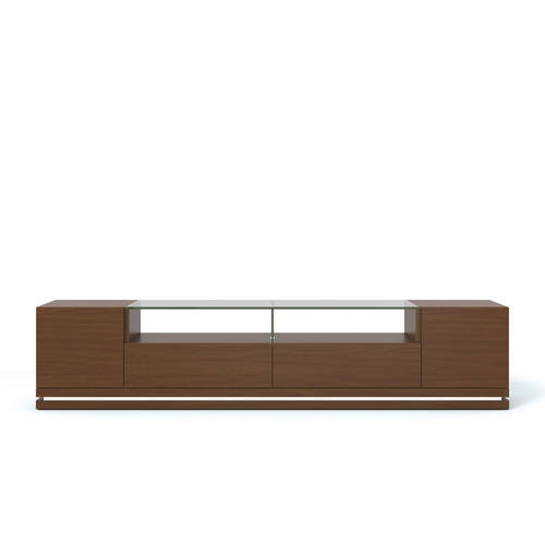 Wonderful Series Of TV Stands With LED Lights Intended For Nut Brown Tv Stand Wled Lights Manhattan Comfort (Image 48 of 50)