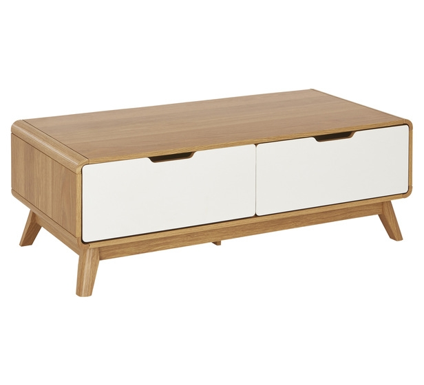 Wonderful Series Of White Retro Coffee Tables Regarding Luxurious Retro Coffee Tables (View 5 of 50)