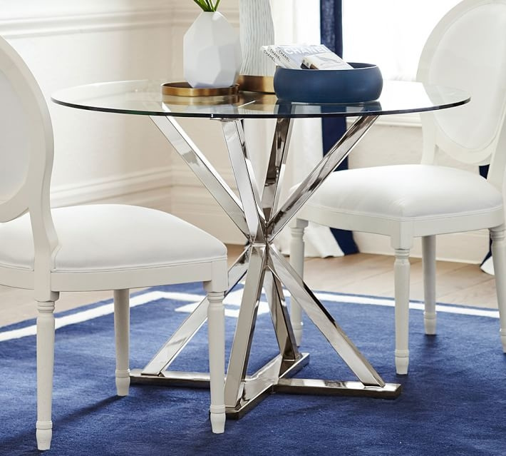 Wonderful Top Ava Coffee Tables Intended For Ava Dining Table Pottery Barn (View 16 of 50)