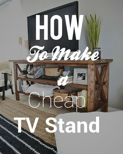 Wonderful Top Cheap Wood TV Stands For Best 25 Diy Tv Stand Ideas On Pinterest Restoring Furniture (Image 50 of 50)
