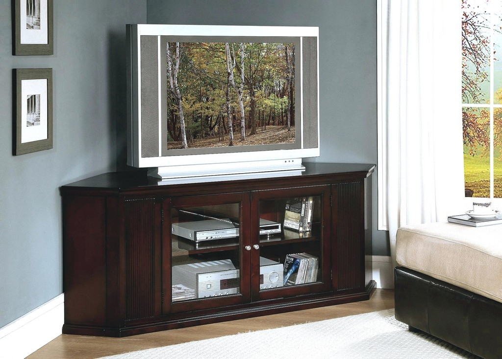 Wonderful Top Corner 60 Inch TV Stands Pertaining To 60 Inch Tv Stand Ikea (Image 49 of 50)