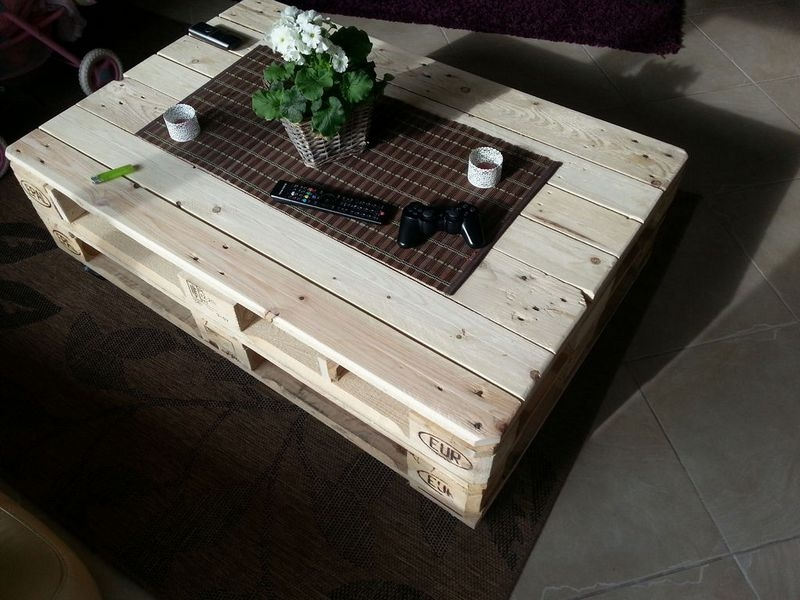 Wonderful Top Flip Top Coffee Tables Pertaining To Make A Lift Top Coffee Table Out Of Pallets (Image 49 of 50)
