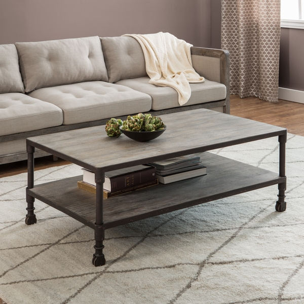 Wonderful Top Grey Wood Coffee Tables With Regard To Grey Coffee Table (Image 49 of 50)