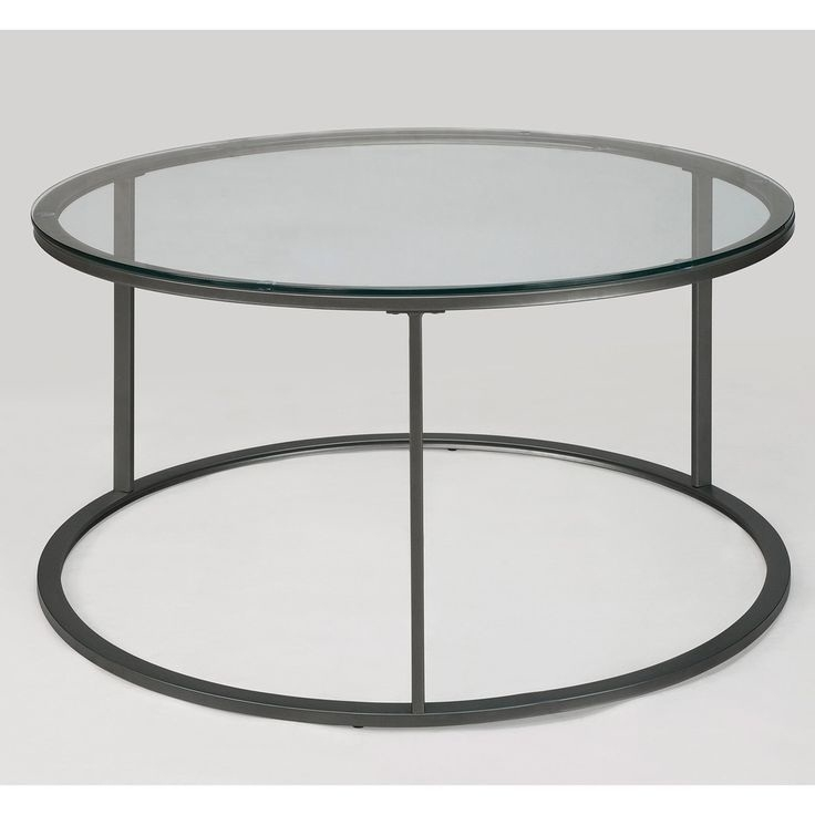 Wonderful Top Metal Coffee Tables With Glass Top In Round Coffee Table Glass Top Starrkingschool (Image 49 of 50)