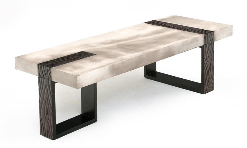 Wonderful Top Modern Coffee Tables Throughout Industrial Modern Coffee Table Modern Rustic Custom Sizes (Image 40 of 40)