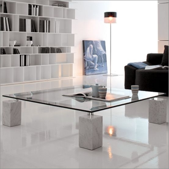 Wonderful Top Modern Glass Coffee Tables With Best 20 Modern Glass Coffee Table Ideas On Pinterest Coffee (View 33 of 50)