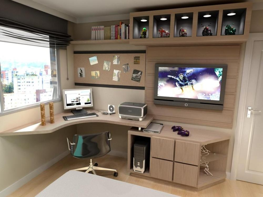 Featured Image of TV Stands And Computer Desk Combo