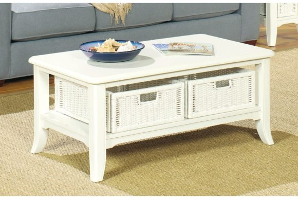 Wonderful Top White Coffee Tables With Baskets In Furniture Glamorous White Coffee Tables With Storage For Warm (Image 39 of 40)