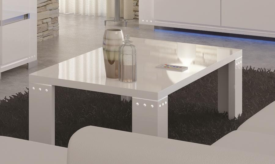50 best collection of white gloss coffee tables coffee - High gloss living room furniture uk ...