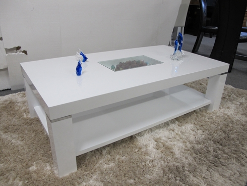 Wonderful Top White Gloss Coffee Tables Regarding White Gloss Coffee Table (View 9 of 50)