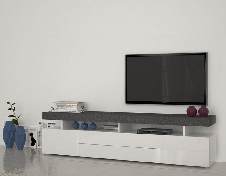 Wonderful Top White TV Cabinets Throughout Best 10 Modern Tv Cabinet Ideas On Pinterest Tv Cabinets (View 21 of 50)
