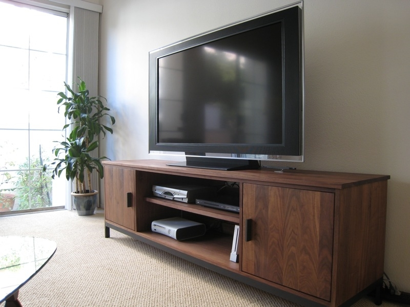 Wonderful Trendy Cherry Wood TV Cabinets With Regard To Awesome Modern Wood Tv Cabinet Inspirations Cabinet Furniture (View 31 of 50)