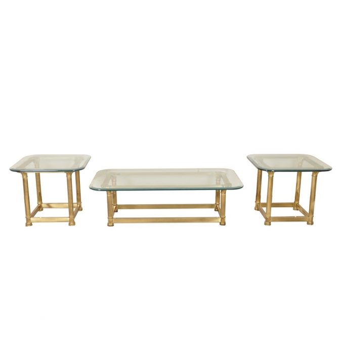 Wonderful Trendy Coffee Table With Matching End Tables With Matching Coffee And End Tables Using The Heritage Table Legs Cheap (Image 50 of 50)