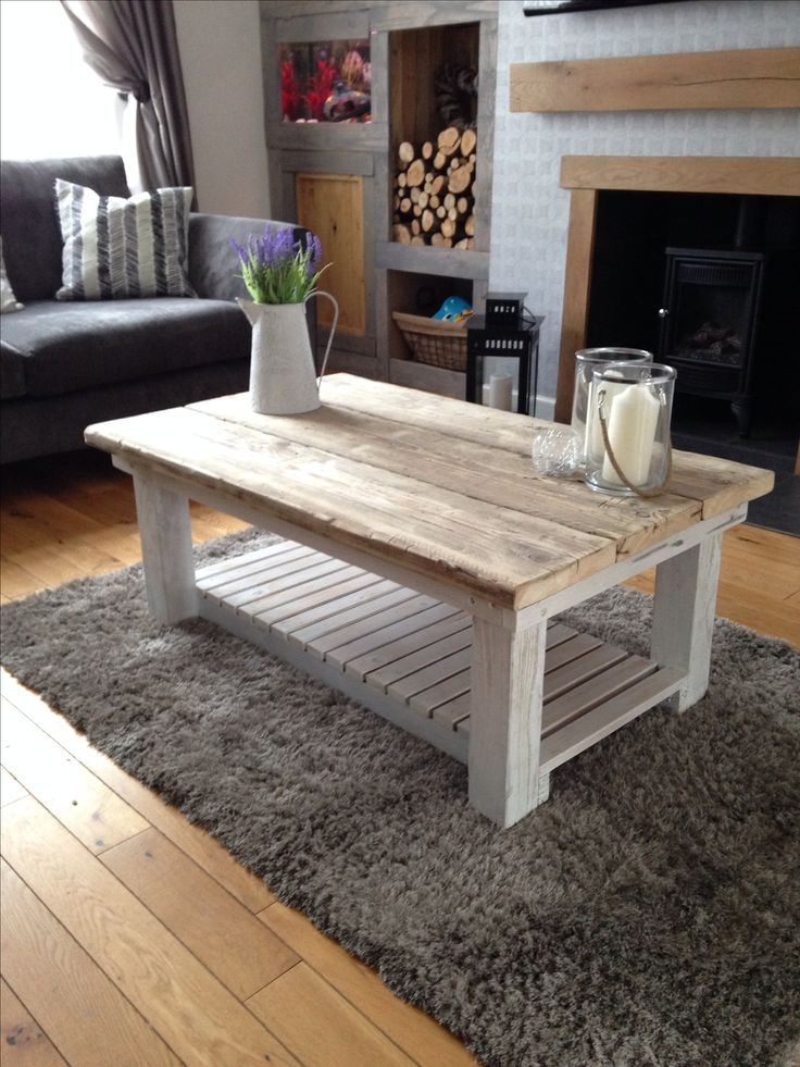 Wonderful Trendy Country Coffee Tables For Best 20 Country Coffee Table Ideas On Pinterest Diy Coffee (View 3 of 50)