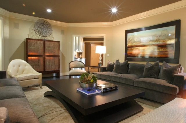 Wonderful Trendy Large Low Wood Coffee Tables Inside Large Coffee Table (View 37 of 50)