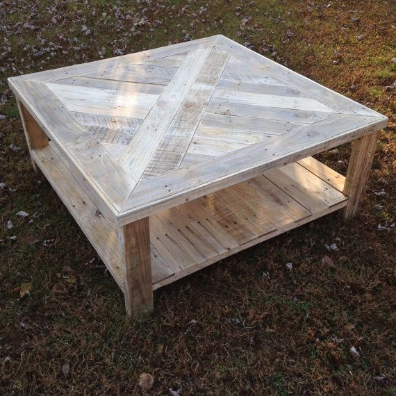 Wonderful Trendy Large Square Wood Coffee Tables Within Best 20 Wood Coffee Tables Ideas On Pinterest Coffee Tables (View 45 of 50)