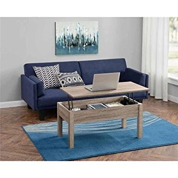 Wonderful Trendy Lift Top Oak Coffee Tables With Regard To Amazon Sonoma Oak Lift Top Coffee Table With Easy Assembly (Image 40 of 40)