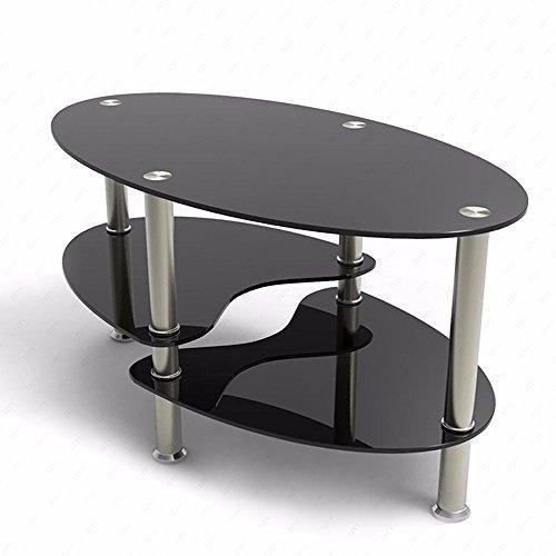 Wonderful Trendy Metal Oval Coffee Tables Regarding Oval Coffee Table Metal Amazon (View 30 of 50)