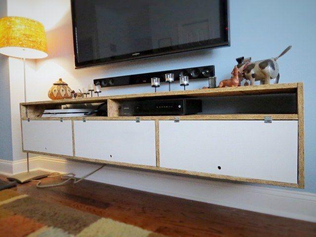 Wonderful Trendy Off Wall TV Stands With Regard To Top 25 Best Wall Mounted Tv Console Ideas On Pinterest Mounted (Image 48 of 50)