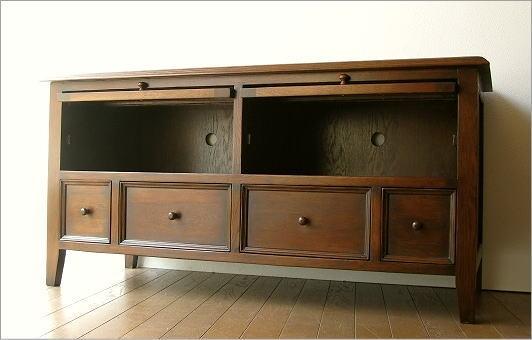 Wonderful Trendy Solid Oak TV Cabinets Regarding Hakusan Rakuten Global Market Tv Stand Snack Av Rack Av Storage (View 41 of 50)