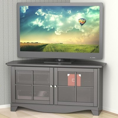 Wonderful Trendy TV Stands At IKEA Within Small Corner Tv Stand Painted Hand Made Pine Corner Tv Unit (Image 48 of 50)