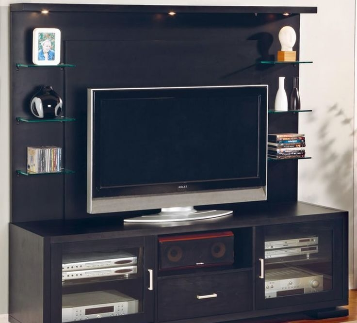 Wonderful Unique Cheap Tall TV Stands For Flat Screens With Tv Stands Cheap Glamorous Flat Screen Tv Wall Unit Design (View 30 of 50)