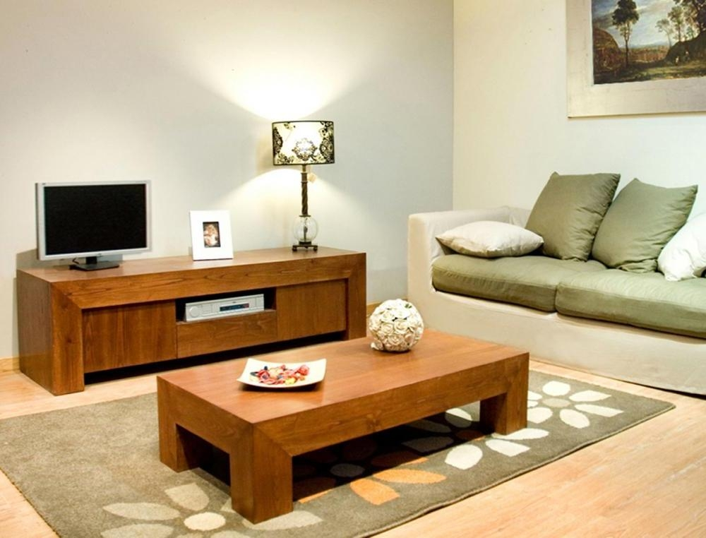 Wonderful Unique Coffee Tables And TV Stands Intended For Living Room Design With Tv Stand Espresso Carameloffers (View 44 of 50)